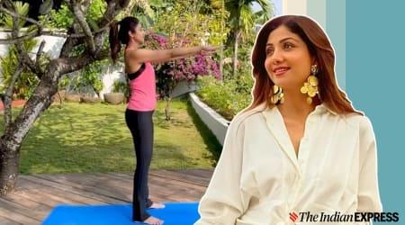 Shilpa shetty fitness routine, shilpa shetty fitness, shilpa shetty news, fitness goals, goa diaries, shilpa shetty stress, how to release stress,