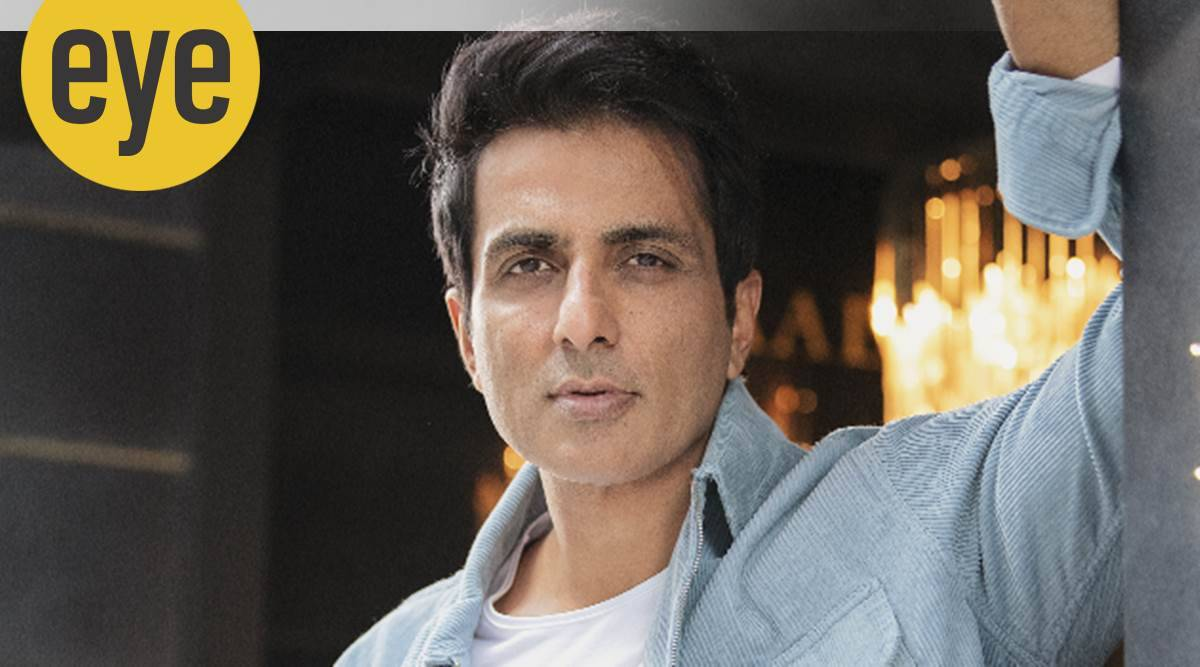 Sonu Sood, migrant crisis, lockdown, Sonu Sood book, eye 2021, sunday eye, indian express news