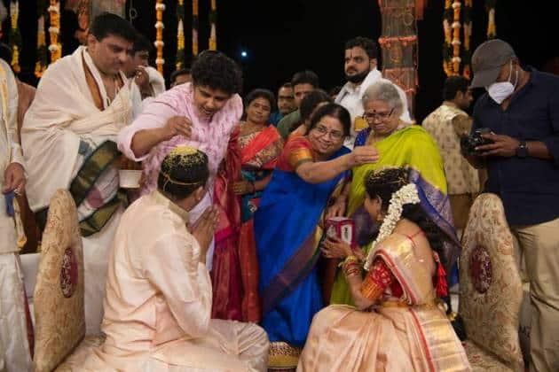 nandini reddy at Sunitha Upadrasta and Rama Krishna Veerapaneni