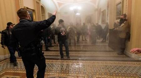 US Capitol Hill siege, Trump supporters protests, US riots