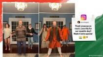 Watch: US 'Dancing Dad', children groove to AR Rahman's 'Jai Ho on India's Republic Day