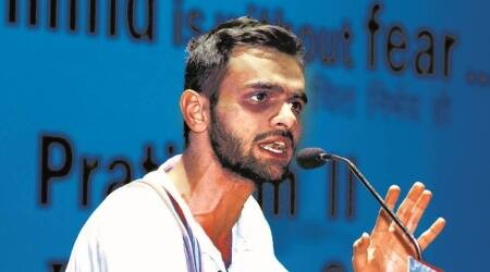Umar Khalid, Tahir Hussain, Delhi riot, AAP councillor, JNU student, Delhi news, Indian express news