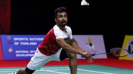 Sameer Verma, Badminton player Sameer Verma