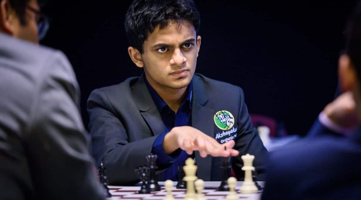 Nihal Sarin, Chess