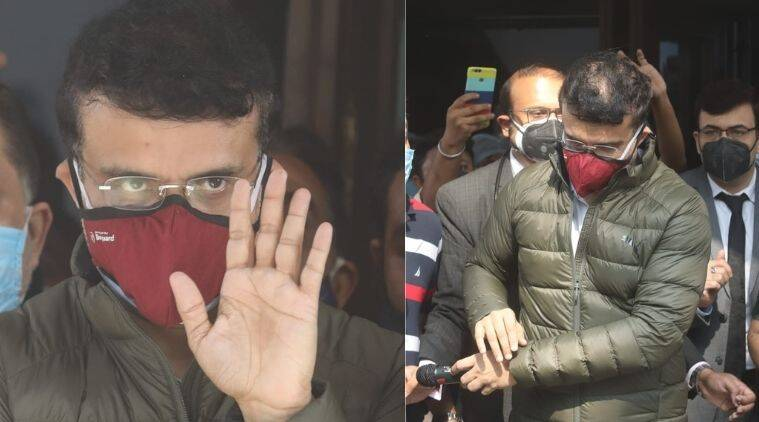 Sourav Ganguly, Sourav Ganguly discharged, Sourav Ganguly released, Sourav Ganguly heart attack, Sourav Ganguly woodsland hospital
