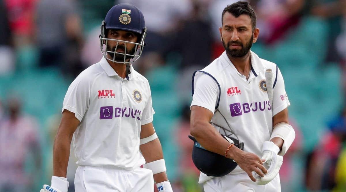 India vs Australia (IND vs AUS) 3rd Test Highlights: India 96/2 at Day 2 stumps