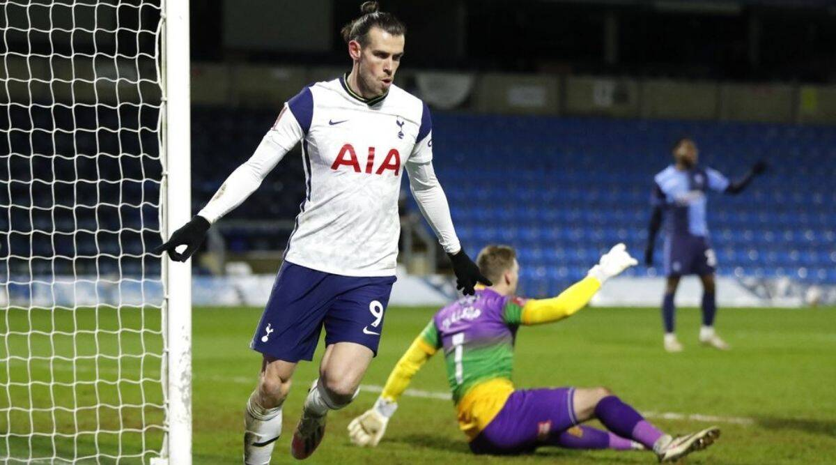 Late goal flurry earns Tottenham Hotspur FA Cup win at Wycombe