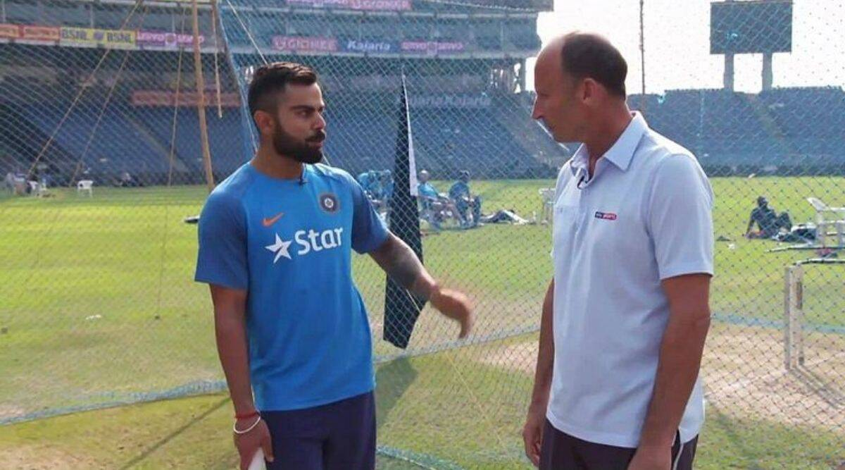 Virat Kohli has made India a tough side, can't be bullied: Nasser Hussain
