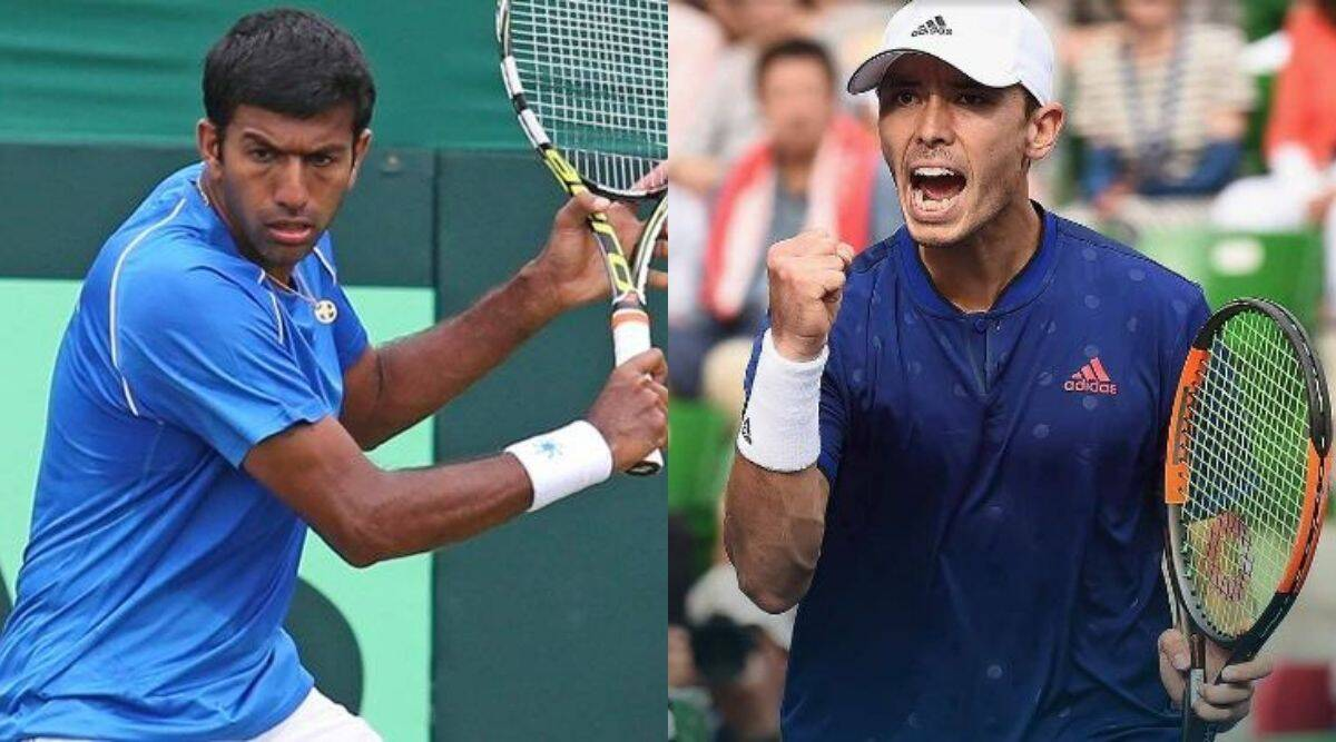 Rohan Bopanna ties up with Ben McLachlan, Australia Open