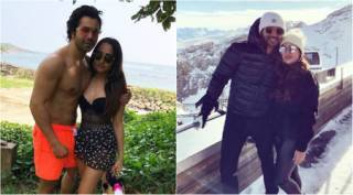 10 adorable photos of Varun Dhawan and Natasha Dalal