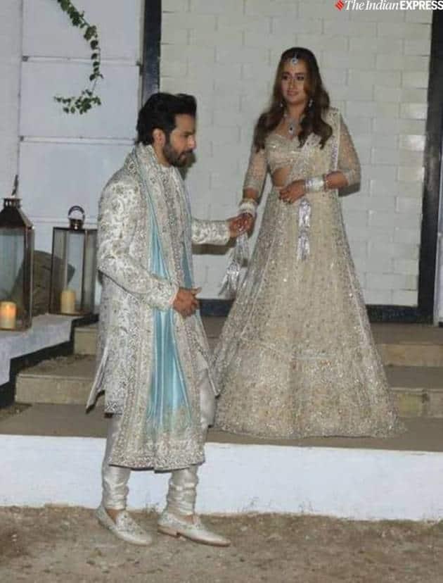 varun dhawan married
