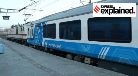 Explained: What is special about the Vistadome coach on the newly launched trains to Kevadia