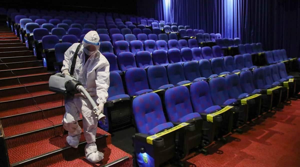 Reopening of theatres in Kerela