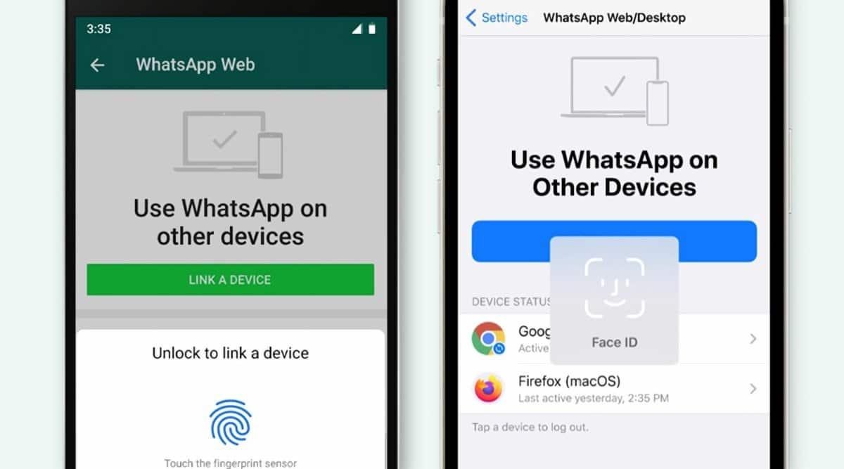 WhatsApp, WhatsApp web, WhatsApp web security feature, WhatsApp Web fingerprint authentication, WhatsApp web desktop authentication, WhatsApp web security, How to use WhatsApp web, What is WhatsApp web, WhatsApp web video