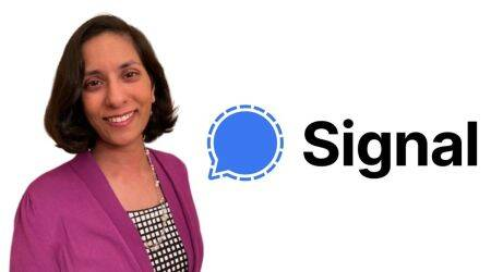 Signal, Signal messenger, Signal vs WhatsApp, WhatsApp privacy policy, Aruna Harder, COO, Signal Messenger, Signal app, what is Signal chat app