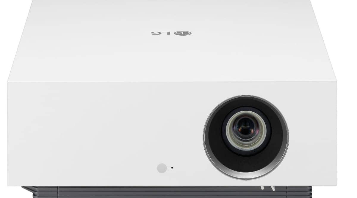 LG CineBeam 4K UHD laser projector, LG CineBeam 4K projector specs, LG CineBeam 4K features, CineBeam 4K projector launch, LG HU810P, LG news,
