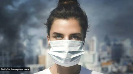air pollution, airborne particles, heart problems, copd, stroke and pollution, indianexpress.com, indianexpress