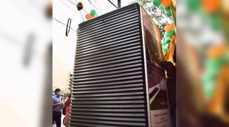Chandigarh Administration, Chandigarh air purifier, Chandigarh news, Punjab news, Indian express news