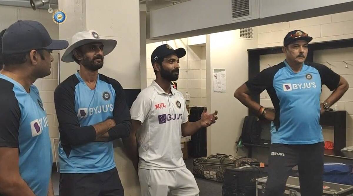 'What happened in Adelaide & how we came back…': Rahane's dressing room speech from Gabba