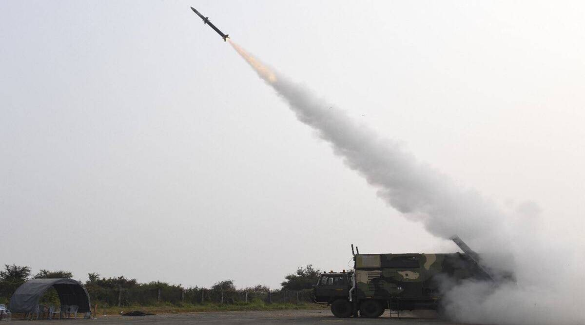 DRDO successfully tests new generation Akash missile