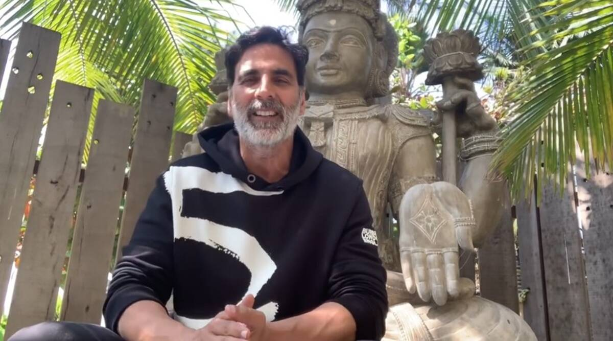 Akshay Kumar donates for construction of Ram temple in Ayodhya, asks fans to contribute