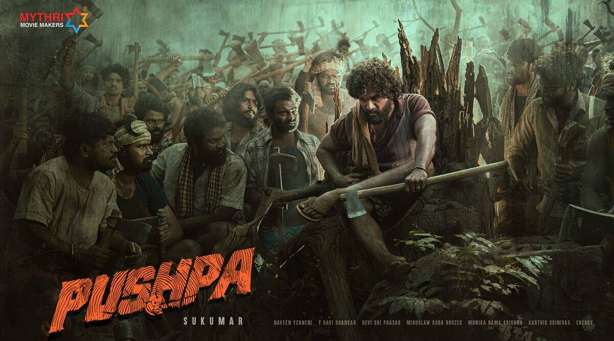 Pushpa movie
