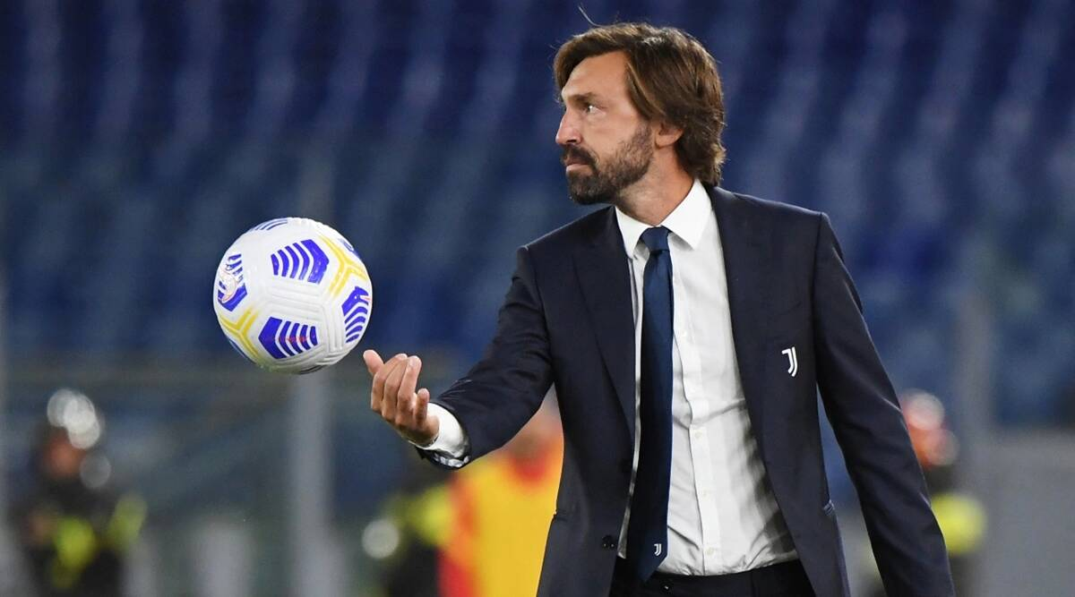 I won't resign, I think I can do better': Andrea Pirlo after Juventus'  slip-up | Sports News,The Indian Express