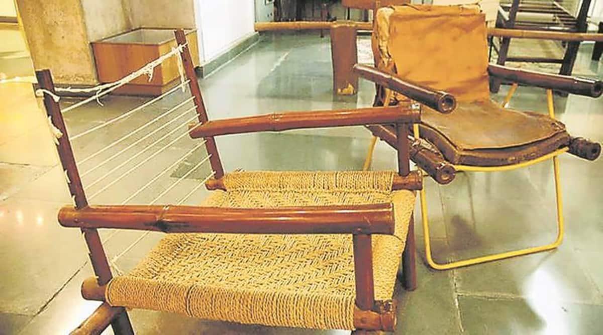 Chandigarh heritage furniture auction