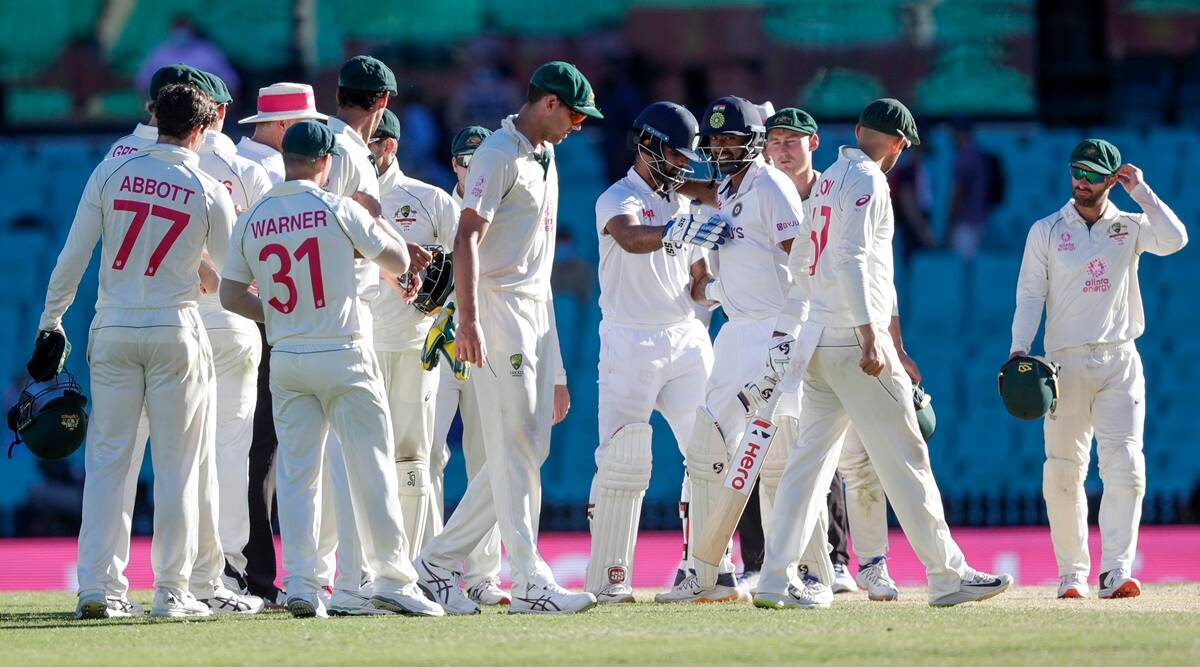India vs Australia 4th Test Day 2 Highlights: Play abandoned due to wet outfield