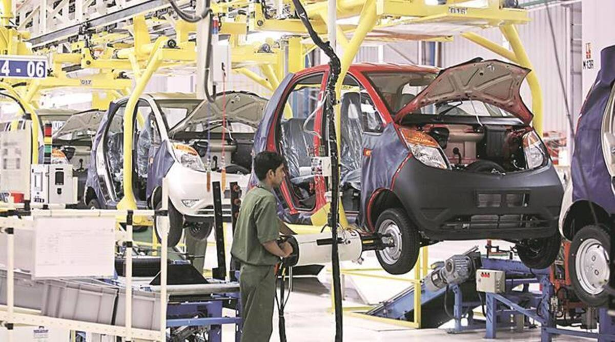 Mahindra Ford Joint Venture, Mahindra & Mahindra, global economic crisis, economy news, Indian express news
