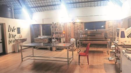 dantewada, dantewada bakery, navchetna bakery, bhupesh baghel, chhattisgarh, indian express news