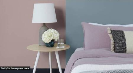 Home décor for bedroom, what to do for home décor, home décor ideas, easy home décor ideas, bedroom décor ideas, easy décor ideas, indianexpress.com, indianexpress,
