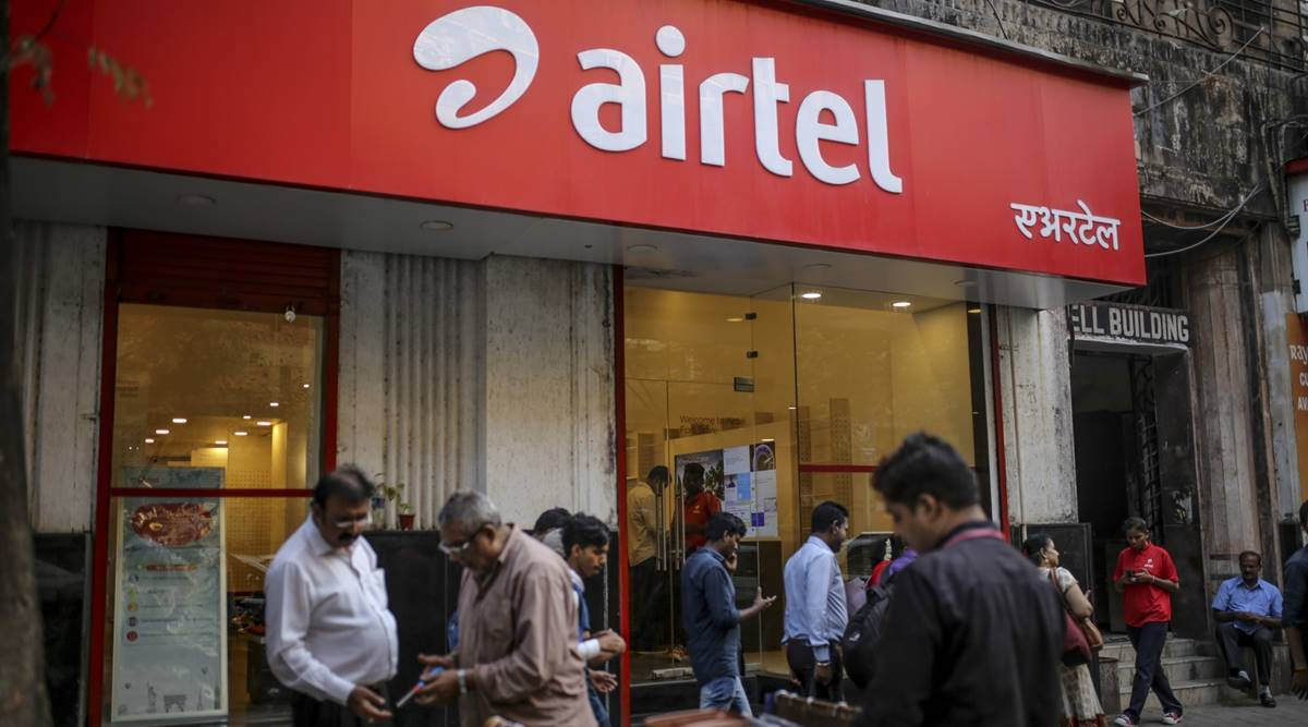 Saham Bharti Airtel naik hampir 6,5% karena persetujuan FDI untuk investasi hilir