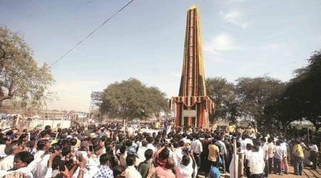 Battle of Koregaon Bhima, Battle of Koregaon Bhima anniversary, Jaystambh, Pune news, indian express news