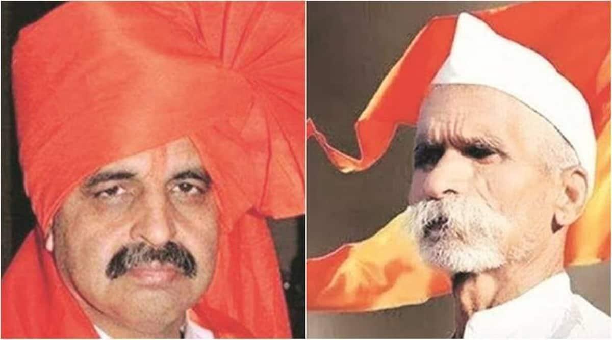 Anil Deshmukh, Milind Ekbote, Sambhaji Bhide, Koregaon Bhima violence, Koregaon Bhima violence accused, indian express news