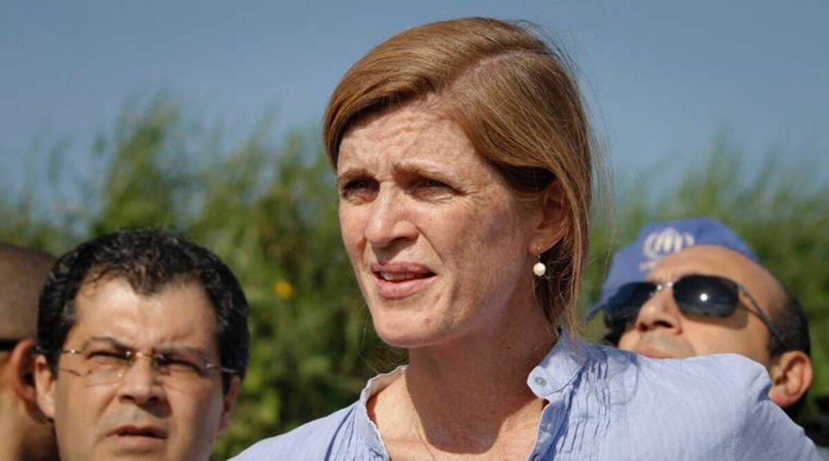 Biden names former United Nations envoy Samantha Power as USAID chief
