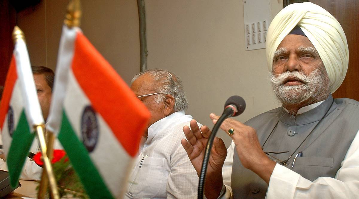 Buta Singh - the quintessential politician who sailed through turbulent years of Indian politics