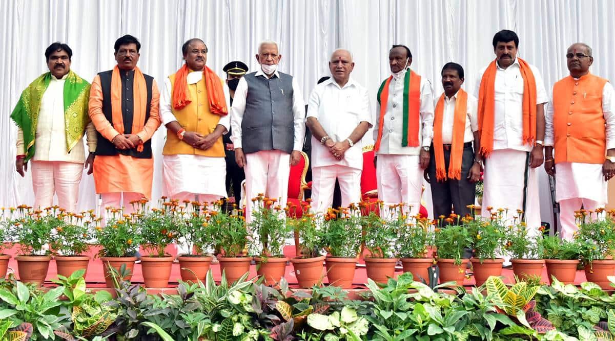 Masalah terjadi di Karnataka BJP saat Yediyurappa melantik 7 anggota kabinet baru