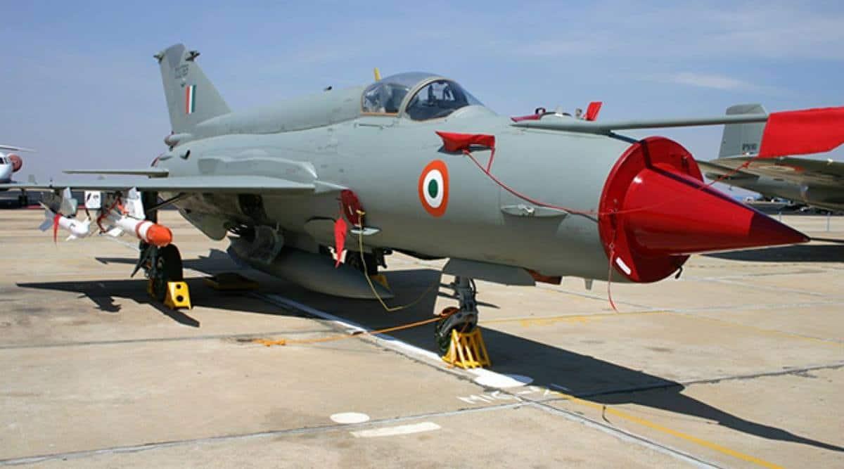 MiG-21 aircraft of IAF crashes in Rajasthan; pilot safe