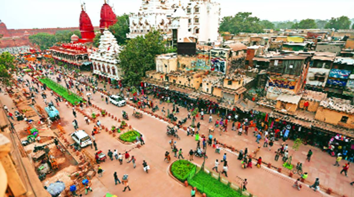 Up next at Chandni Chowk: Buildings and arterial roads to get a facelift