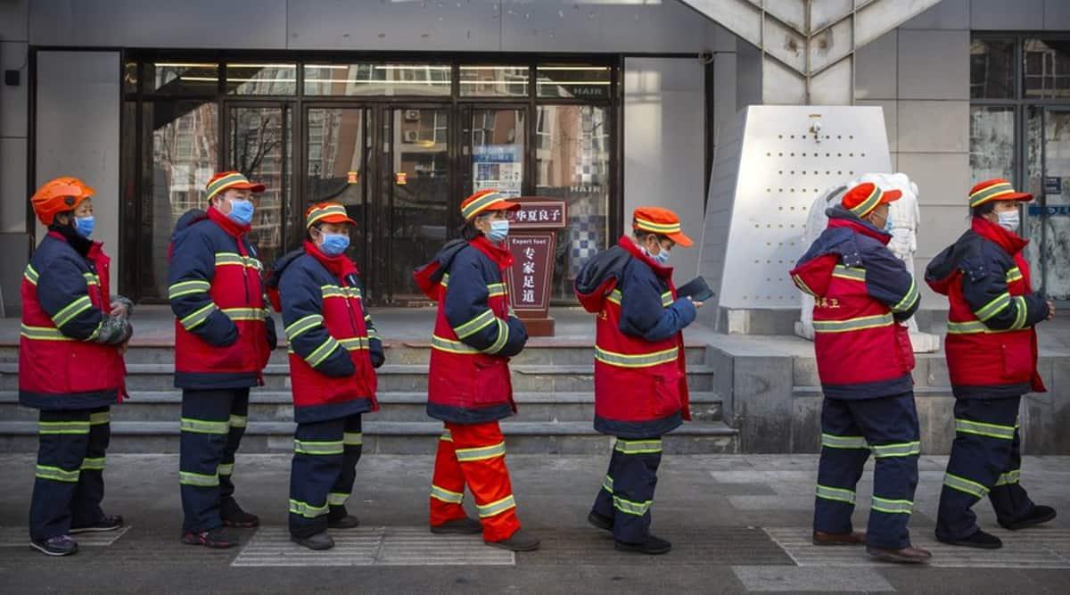 China COVID-19, China Covid news, Wuhan covid-19, China lockdown, World news, Indian Express news