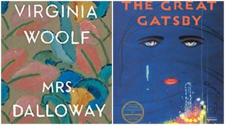 great gatsby, public domain, great gatsby enters public domain, virginia woolf public domain, indian express, indian express news