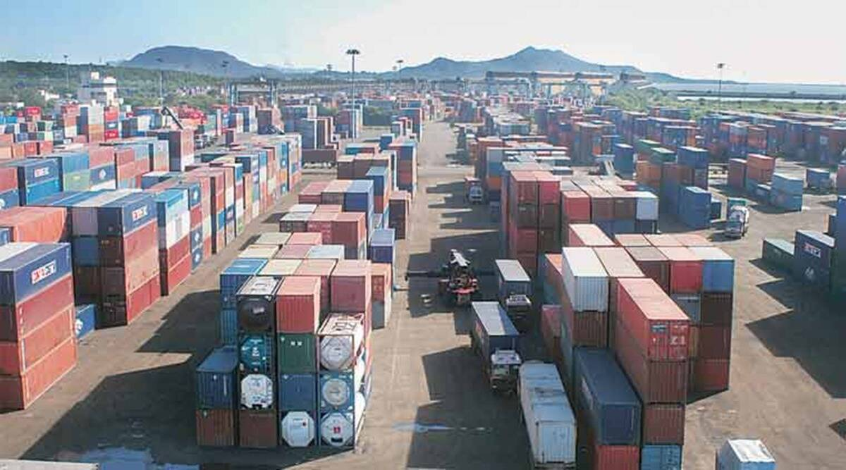 Gujarat Exporters, guarat export containers, gujarat containers shortage, gujarat news, indian express news