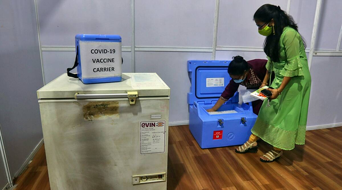 Coronavirus highlights, January 7: India to conduct second dry run  tomorrow; Centre says first supply of vaccine shortly | India News,The  Indian Express