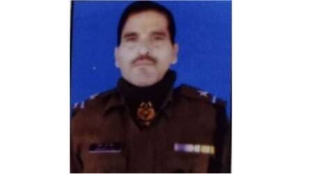 Pulwama attack, CRPF, President's medal, ASI Mohan Lal, Gallantry award, Indian Express news