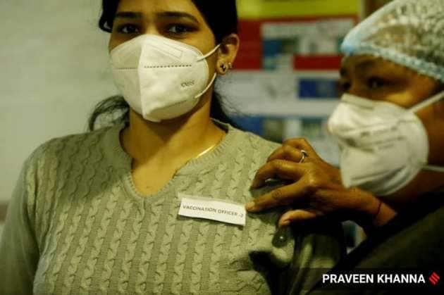covid vaccine dry run, covid vaccine 2nd dry run, covid vaccine trial run, covid vaccination drive, coronavirus, indian express