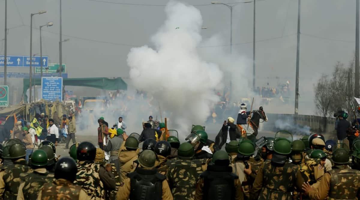 Delhi, Delhi violence, Republic Day violence, Farmers protests, Farm laws 2020, Delhi ITO riots, Delhi news, Indian Express