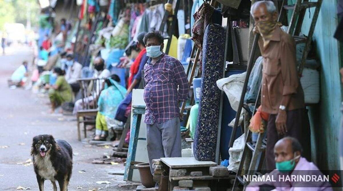 dharavi covid, dharavi covid cases, dharavi covid cases toll, dharavi no new covid cases, bmc, indian express news