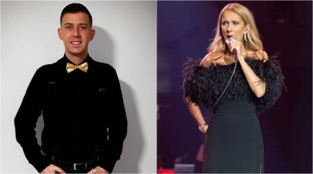 man changes name to celine dion, drunk man celine dion name changed, drunk man change name, celine dion virtual concerts, funny news, odd news, viral news, trending news, indian express
