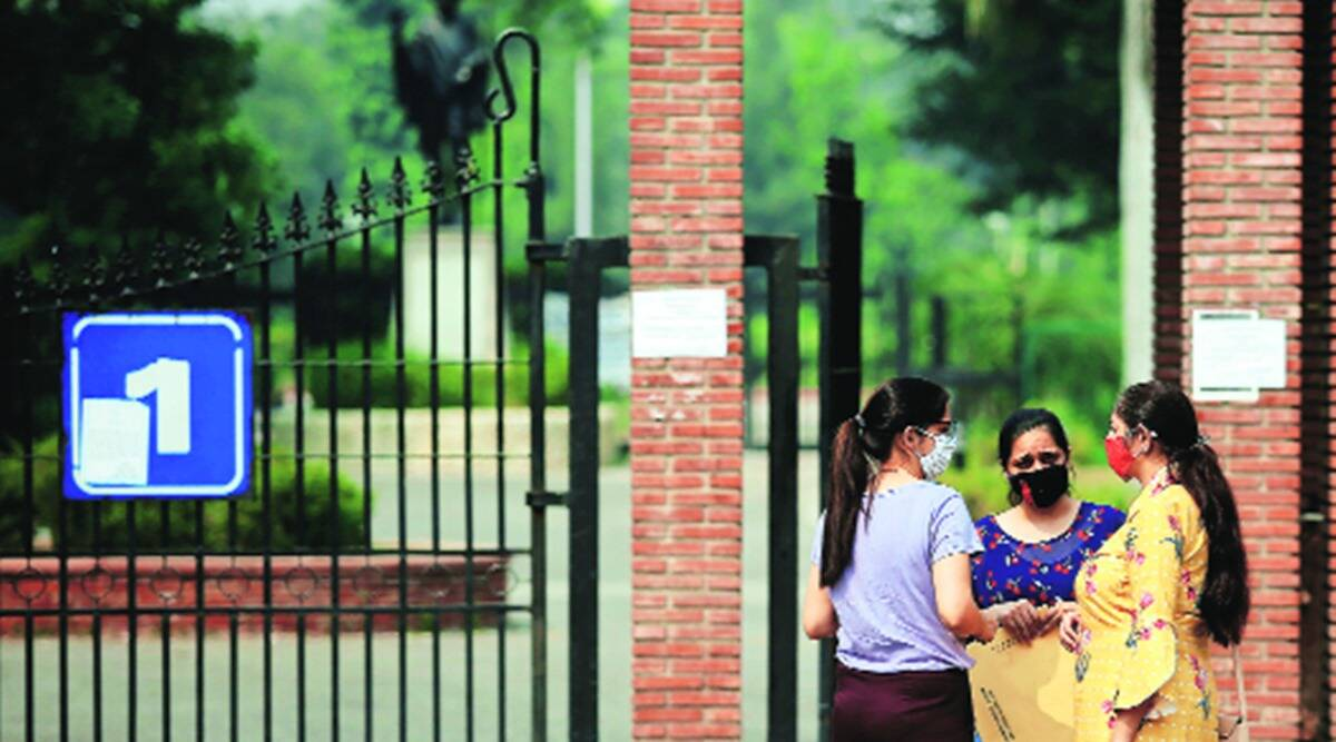 Delhi University, Du, Du exams, Du final Year exams, Du final year practical exams, indian express news